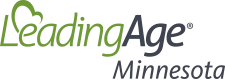 Leading Age Minnesota associate logo